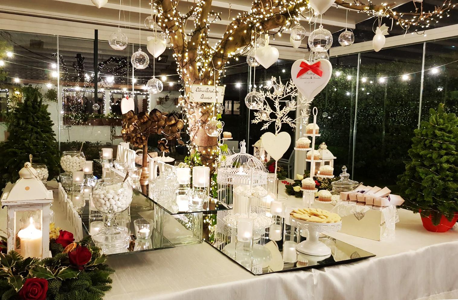 matrimonio a dicembre idee